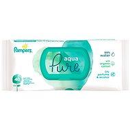 PAMPERS Aqua Pure vlhčené ubrousky 48 ks - Dětské vlhčené ubrousky