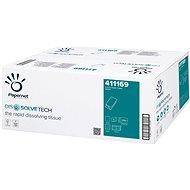 PAPERNET 4111169 DissolveTech prevence ucpání odpadních potrubí, celulóza - Ručníky skládané