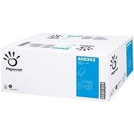 PAPERNET 406343 Extra bílá buničina (3750 útržků) - Ručníky skládané