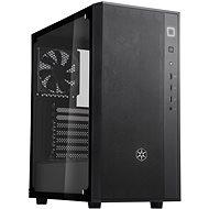 SilverStone FARA R1 Black - Počítačová skříň