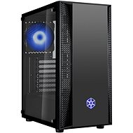 SilverStone FARA B1 RGB Black - Počítačová skříň