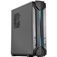 SilverStone Raven RVZ03B RGB Black - Počítačová skříň
