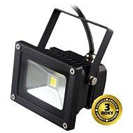Solight venkovní reflektor 10W černý - LED reflektor