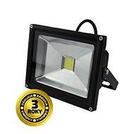 Solight venkovní reflektor 20W, černý - LED reflektor