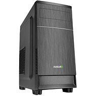 EVOLVEO M1 černá - Počítačová skříň
