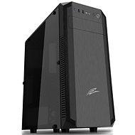 EVOLVEO Nate 2 černá - Počítačová skříň