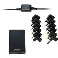 EVOLVEO ChargeeB90 napájecí zdroj pro notebooky 90W - Napájecí adaptér