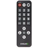 EVOLVEO seniorský dálkový ovladač pro Alpha T2 a Omega II - Dálkový ovladač