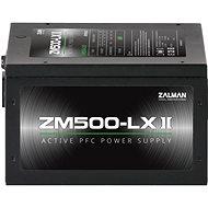 Zalman ZM500-LX II - Počítačový zdroj