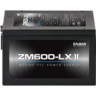 Zalman ZM600-LX II - Počítačový zdroj