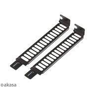 Akasa Odvětrávaná krytka PCI slotu / AK-MX302 - Záslepka