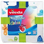VILEDA Mikrohadřík Colors design 3ks - Hadřík