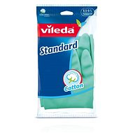 VILEDA Gloves Standard L - Rubber Gloves