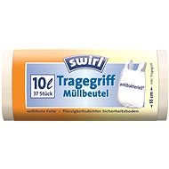 SWIRL Antibakteriální sáčky na odpad 10 l, 37 ks - Pytle na odpad