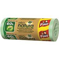 FINO Eko Natura 60 l, 20 ks - Eko pytle na odpad