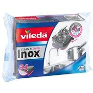 VILEDA Inox houbička 2 ks - Houba na mytí