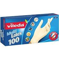 Pracovní rukavice VILEDA Multi Latex 100 M/L