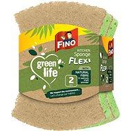 FINO Green Life houbička flexi 2 ks - Houba na mytí