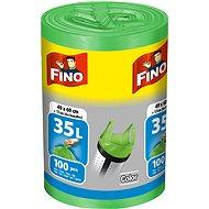 FINO Color s uchy 35 l, 100 ks - Pytle na odpad