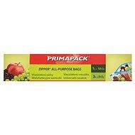 PRIMAPACK Zipper® Víceúčelové sáčky 1 l, 10 ks + 3 l, 5 ks - Sáček