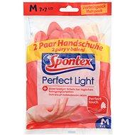 SPONTEX Perfect Light M  - Gumové rukavice