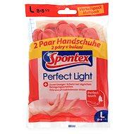 SPONTEX Perfect Light L  - Gumové rukavice