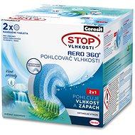 CERESIT STOP Vlhkosti AERO 360° Svěžest vodopádů náhradní tablety 2× 450 g - Pohlcovač vlhkosti