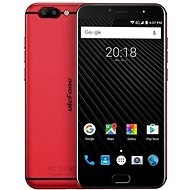 UleFone T1 Dual SIM Red - Mobilní telefon