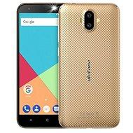 UleFone S7 Pro 2+16GB DS gsm tel. Gold - Mobilní telefon