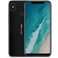 UleFone X Dual SIM 64GB Černý - Mobilní telefon