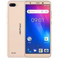 UleFone S1 Pro zlatá - Mobilní telefon