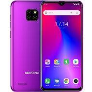 UleFone Note 7 fialová - Mobilní telefon