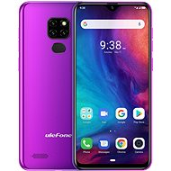 Ulefone Note 7P violet - Mobile Phone