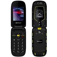 UleFone Armor Flip černá - Mobilní telefon