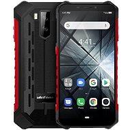 UleFone Armor X5 červená - Mobilní telefon