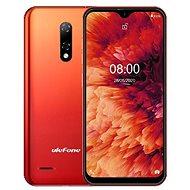 UleFone Note 8P Dual SIM oranžová - Mobilní telefon