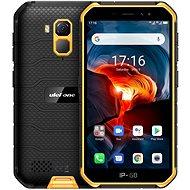 UleFone Armor X7 PRO Dual SIM oranžová - Mobilní telefon