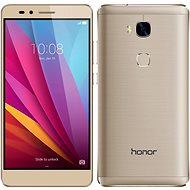 Honor 5X Gold Dual SIM - Mobilní telefon