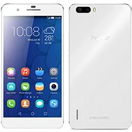 Honor 6+ White - Mobilní telefon