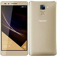 Honor 7 Premium Gold Dual SIM - Mobilní telefon