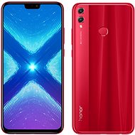 Honor 8X 128GB red - Mobile Phone