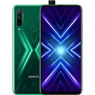 Honor 9X zelená