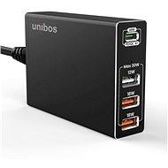 UNIBOS 4 Port 90W QC4+ Super Charger - Nabíječka