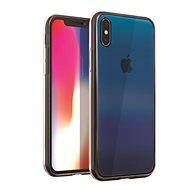 Uniq Glaze Ombre Hybrid iPhone Xs Max Midas - Kryt na mobil
