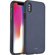 Uniq Lithos Hybrid iPhone Xs Max Azure - Kryt na mobil