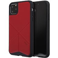 Uniq Transforma Hybrid iPhone 11 Fury Racer Red - Kryt na mobil