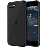 Uniq Hybrid iPhone SE LifePro Xtreme - Obsidian Black - Kryt na mobil