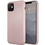Uniq Lino Hue Hybrid iPhone 11 Blush Pink