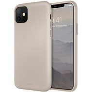 Uniq Hybrid Lino Hue for the iPhone 11, Beige Ivory - Mobile Case