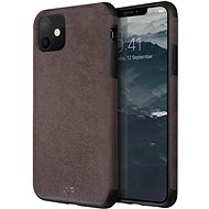 Uniq Sueve Hybrid iPhone 11 Taupe Warm Grey